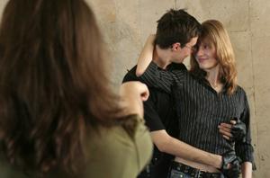 Black Dating scène dans DC