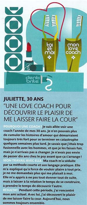 Le Figaro - Love coach